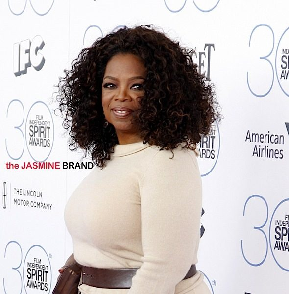 Oprah Says Goodbye to Harpo Studios [Photo]