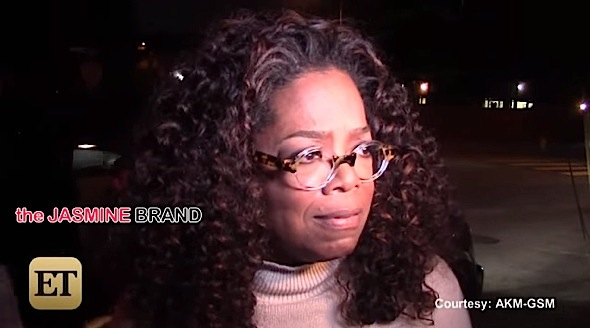 Oprah Is Emotional and Speechless Over Bobbi Kristina: There aren't any words. [VIDEO]
