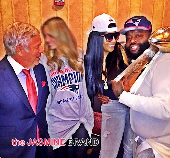 patriots owner bob kraft-rick ross girlfriend ming lee-the jasmine brand