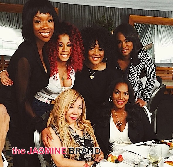 pre grammy-milf brunch-brandy keyshia cole-tameka tiny harris-the jasmine brand