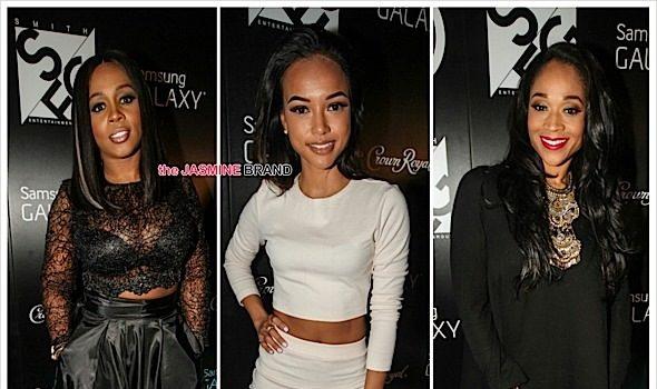 Kenny Smith Hosts All Star Party: Karrueche Tran, Remy Ma, Mimi Faust, Jermaine Dupri Attend [Photos]