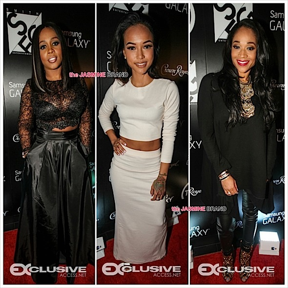 Kenny Smith Hosts All Star Party: Karrueche Tran, Remy Ma, Mimi Faust, Jermaine Dupri Attend [Photos]