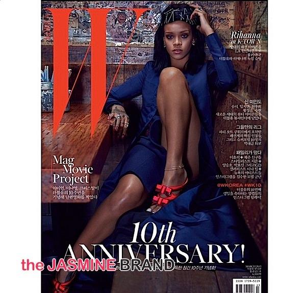 rihanna-W Magazine Korea-the jasmine brand
