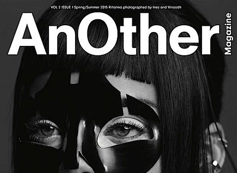 Rihanna Channels McQueen In, 'anOther Magazine'