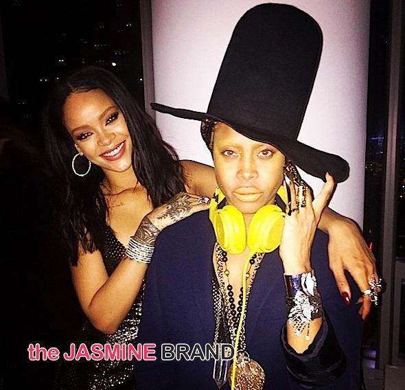 rihanna-erykah badu-fendi show-the jasmine brand