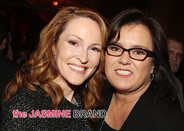 rosie odonnell files for divorce from wife-the jasmine brand