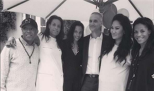 Kimora Lee Simmons Hosts Beverly Hills Baby Shower: Russell Simmons, Gabrielle Union, Nicole Murphy, Maria Shriver Attend [Photos]