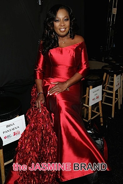 star jones-Go Red For Women Dress Collection-NYFW 2015-American Heart Association-the jasmine brand