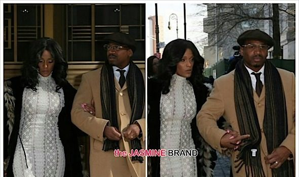 LHHA's Stevie J Appears In Court With Joseline Hernandez, Pleads Not Guilty In Child Support Case [Photos]
