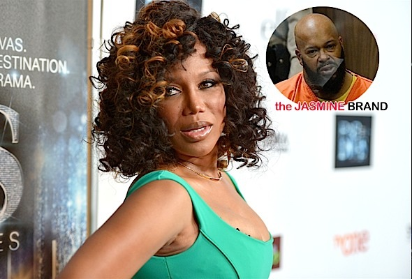 Suge Knight's Ex Girlfriend, Singer Michel'le, Reacts to His Arrest: I don't feel anything … but it's unfortunate! [VIDEO]