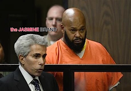 Suge Knight Hospitalized With Potentially Fatal Blood Clot