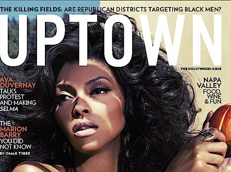 Taraji P Henson Works For Art, Not Accolades: I put my knuckles to the wall & I work.