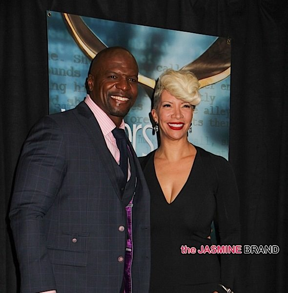 Terry Crews' Wife Rebecca Had A Mastectomy After Breast Cancer Diagnosis
