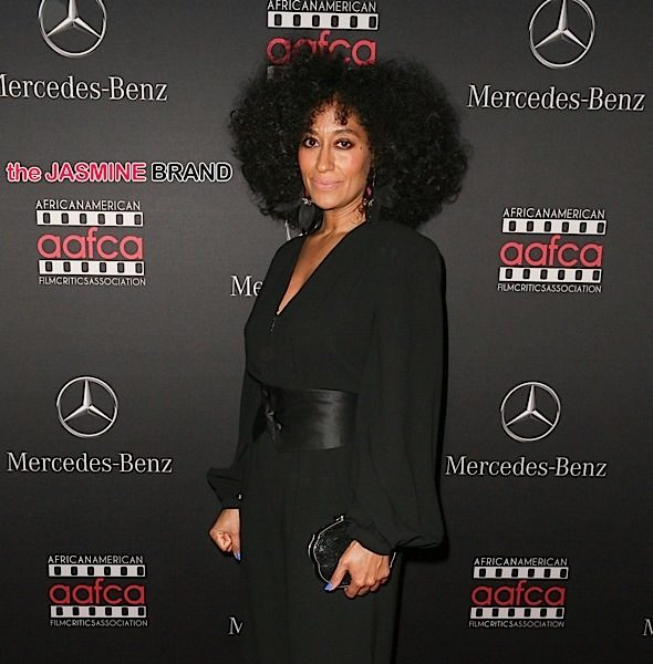 She's Got Pipes! Tracee Ellis Ross Sings 'Lady Sings The Blues' [VIDEO]