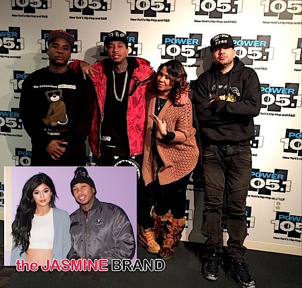 Tyga Denies Dating Kylie Jenner: 'In black culture, it's different.' + Drake Beef Over 'Truffle Butter' [VIDEO]