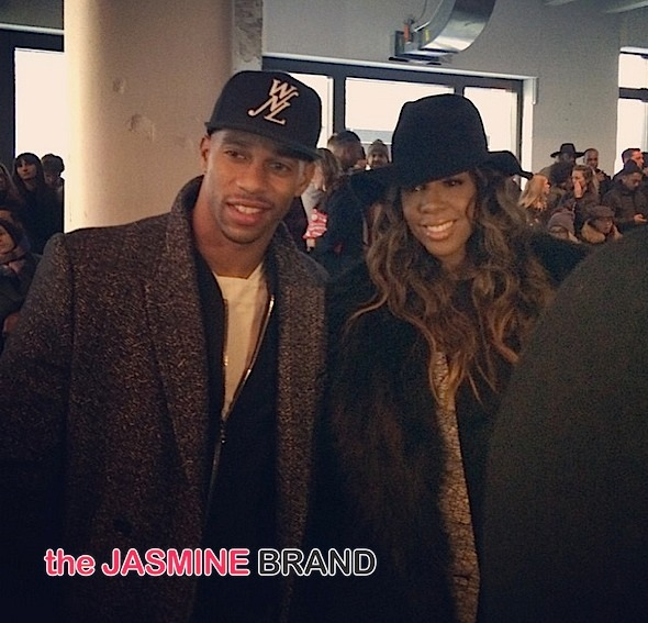 Celebs Attend 'Public School' NYFW Presentation: Kelly Rowland, Victor Cruz, Anna Wintour, Mary J Blige [Photos]