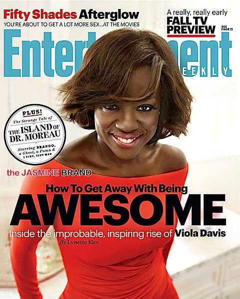 Viola Davis Covers 'Entertainment Weekly', Calls Annalise Keating Sexualized & Messy: All those of things I never get to play.