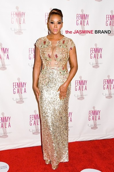 Vivica A. Fox to Star in 'Crossbreed' - 2015 Femmy Awards presented by The Underfashion Club, Inc