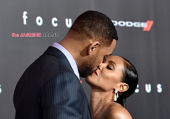 Jada Pinkett-Smith Opens Up About Marriage to Will Smith: I know he's attracted to other women.