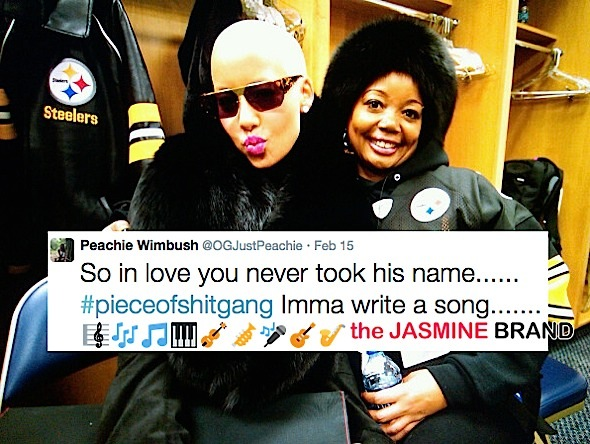 wiz khalifa mother-peachie wimbush-criticizes amber rose-the jasmine brand