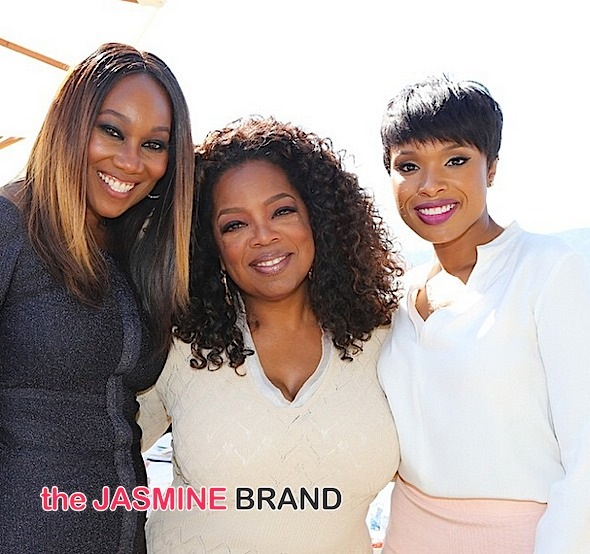 Oprah, J.Hud, Cicely Tyson Attend Tyler Perry's Baby Shower & Christening [Photos]