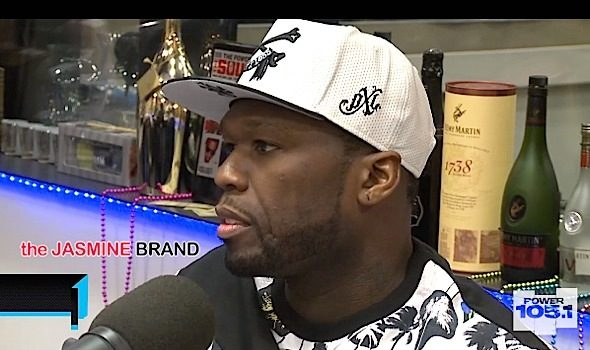 50 Cent Talks Tatted Up Holly, Strained Relationship With Son & Accuses 'Empire' of Stealing From 'Power' [VIDEO]