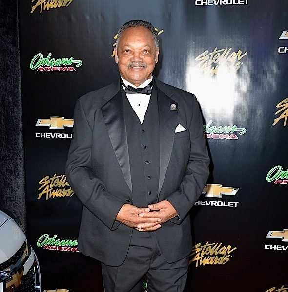 Rev. Jesse Jackson Hospitalized For 'Abdominal Discomfort', Recovering After Successful Surgery