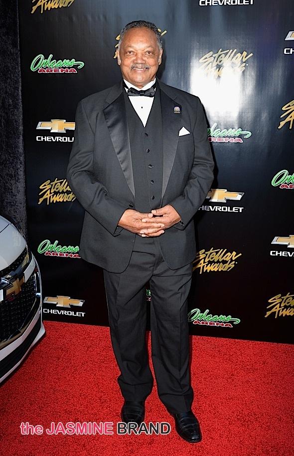 Jesse Jackson Diagnosed With Parkinson's Disease