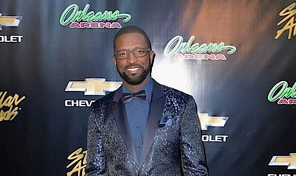 (EXCLUSIVE) Rickey Smiley On Reality TV, Finding Love & Why Steve Harvey Once Cursed Him Out