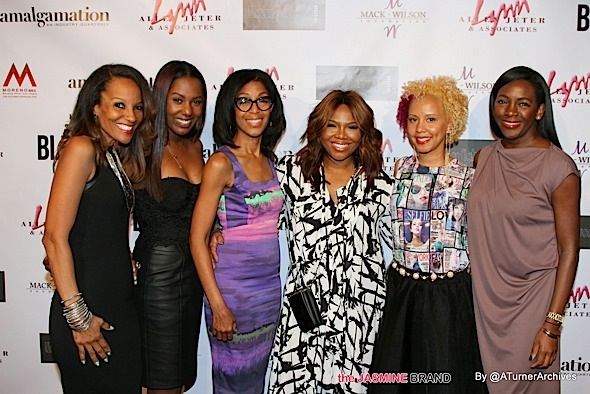 8th Annual Toast to Urban Entertainment Executives Honors Women: Mona Scott-Young, Robi Reed, Mir Harris, Tamara Houston, Debra Hubbard & Jasmine Brand [Photos]