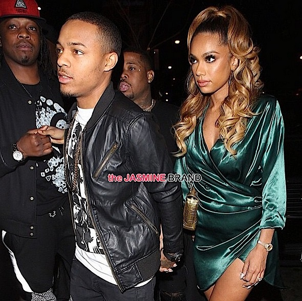 Bow Wow Hints At Secretly Marrying Erica Mena-the jasmine brand