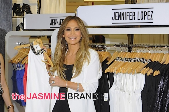 Jennifer Lopez Fashion Collection Photocall at Coppel in Mexico City on March 23, 2015