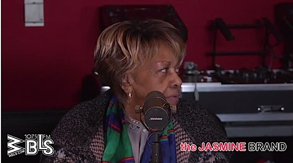 Cissy Houston Says Bobbi Kristina-Condition Not Hopeful-the jasmine brand