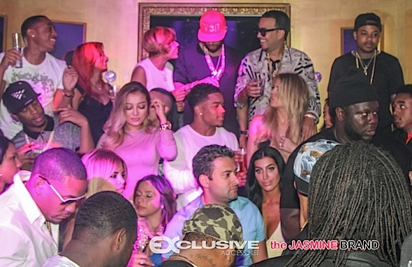 French Montana host club dream by Thaddaeus McAdams
