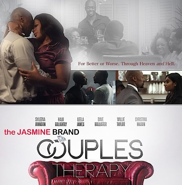 Syleena Johnson's 'Couples Therapy' Musical Movie to Air on BET