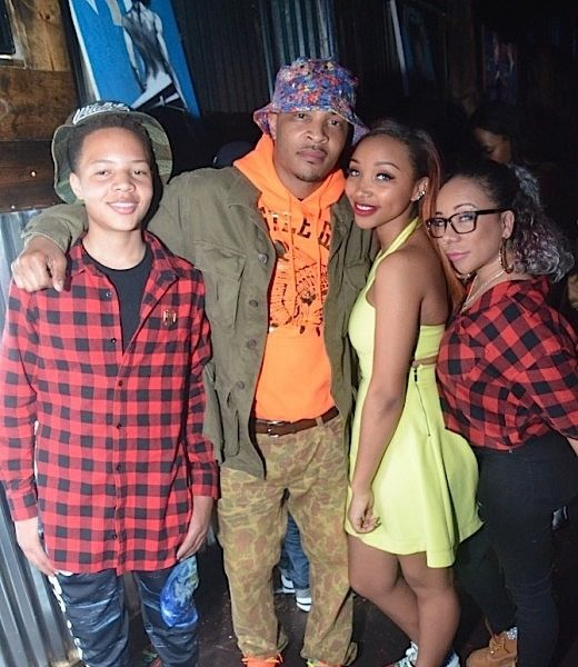 "Tiny Harris' Daughter Zonnique Celebrates 19th ""Freakniq 96"" Birthday Bash With T.I., Keyshia Cole, Toya Wright [Photos]"