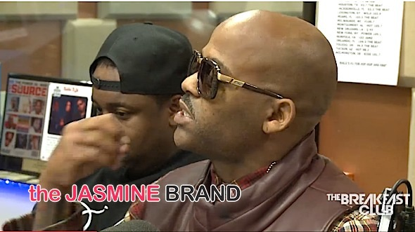 Dame Dash Gets Irate Discussing Jay Z, Bashes Non-Entrepreneurs: You're a slave! [VIDEO]