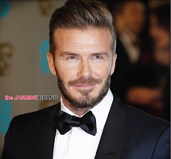 (EXCLUSIVE) David Beckham Settles Legal Battle With Tabloid Over Prostitute Allegations