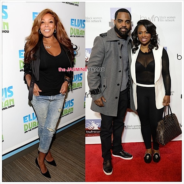 Wendy Williams to Produce New ID Series + Kandi Burruss & Todd Tucker's Rumored Spin-Off 'Meet the Tuckers'