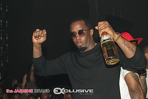 Sean 'Diddy' Combs Releases Statement After Arrest, Claims Self Defense + 50 Cent Takes More Jabs [Photos]