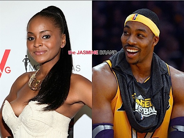 Dwight Howard Accidentally Shares Private Text Messages On IG Live, Royce Reed Blasts Him For Allegedly Neglecting Their Son