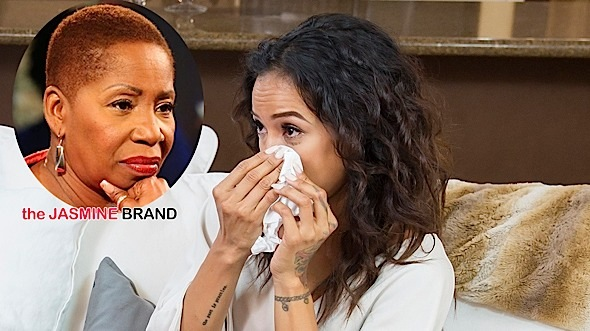 Iyanla Vanzant Says Karrueche Will Come Across As 'Naive & Relatable' In Sit-Down Interview