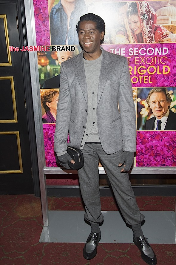 """""""The Second Best Exotic Marigold Hotel"""" New York City Premiere - Arrivals"""