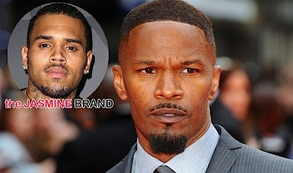 Jamie Foxx 'You Change Me' feat. Chris Brown [New Music]