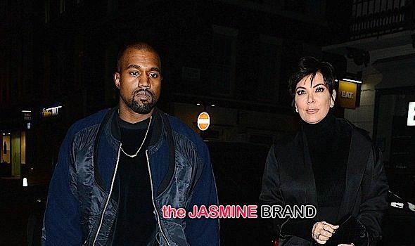 Celebrity Stalking: Kanye West, North West, Kris Jenner, Naya Rivera, Octavia Spencer, Nicole Murphy, Yara Shahidi [Photos]