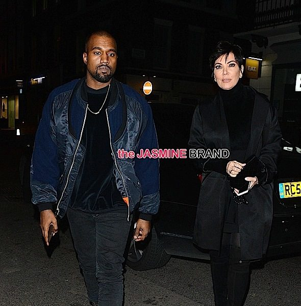 Celebrity Stalking: Kanye West, North West, Kris Jenner, Naya Rivera, Octavia Spencer, Nicole Murphy, Yara Shahidi [Photos]