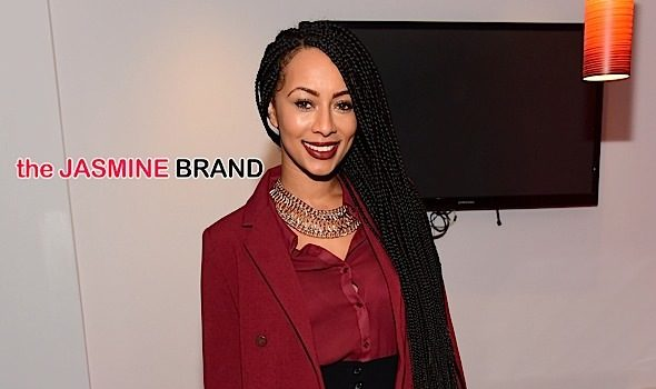 (EXCLUSIVE) Keri Hilson Hit With Lien, Accused of Refusing to Pay Luxury Condo