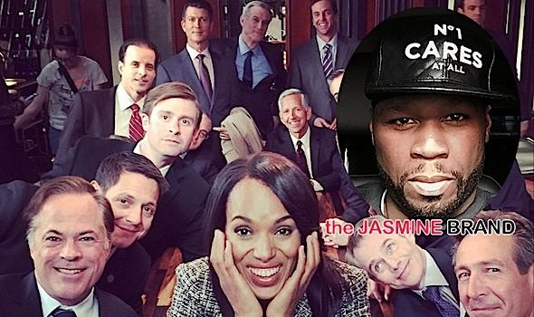 Latest 'Scandal' Episode Falls to Season Low + 50 Cent Implies 'Empire' Music Sucks [Audio]