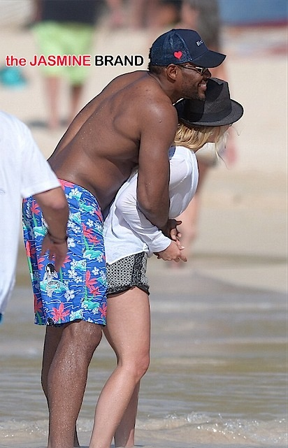Michael Strahan-Mystery Woman-St Barts-the jasmine brand