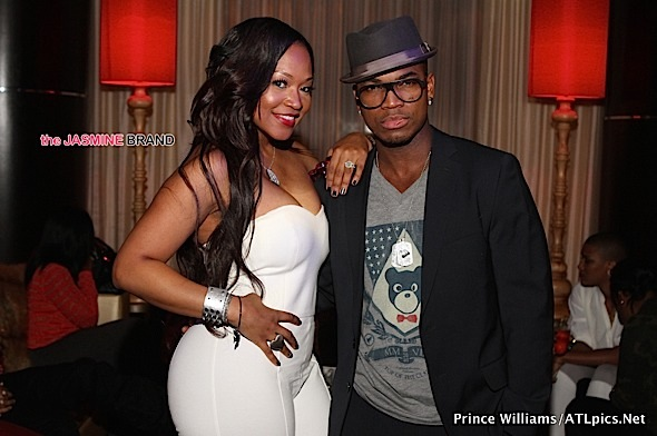 Monyetta Shaw Admits To Threesomes With Her Ex Ne-Yo: I'm not proud of it.